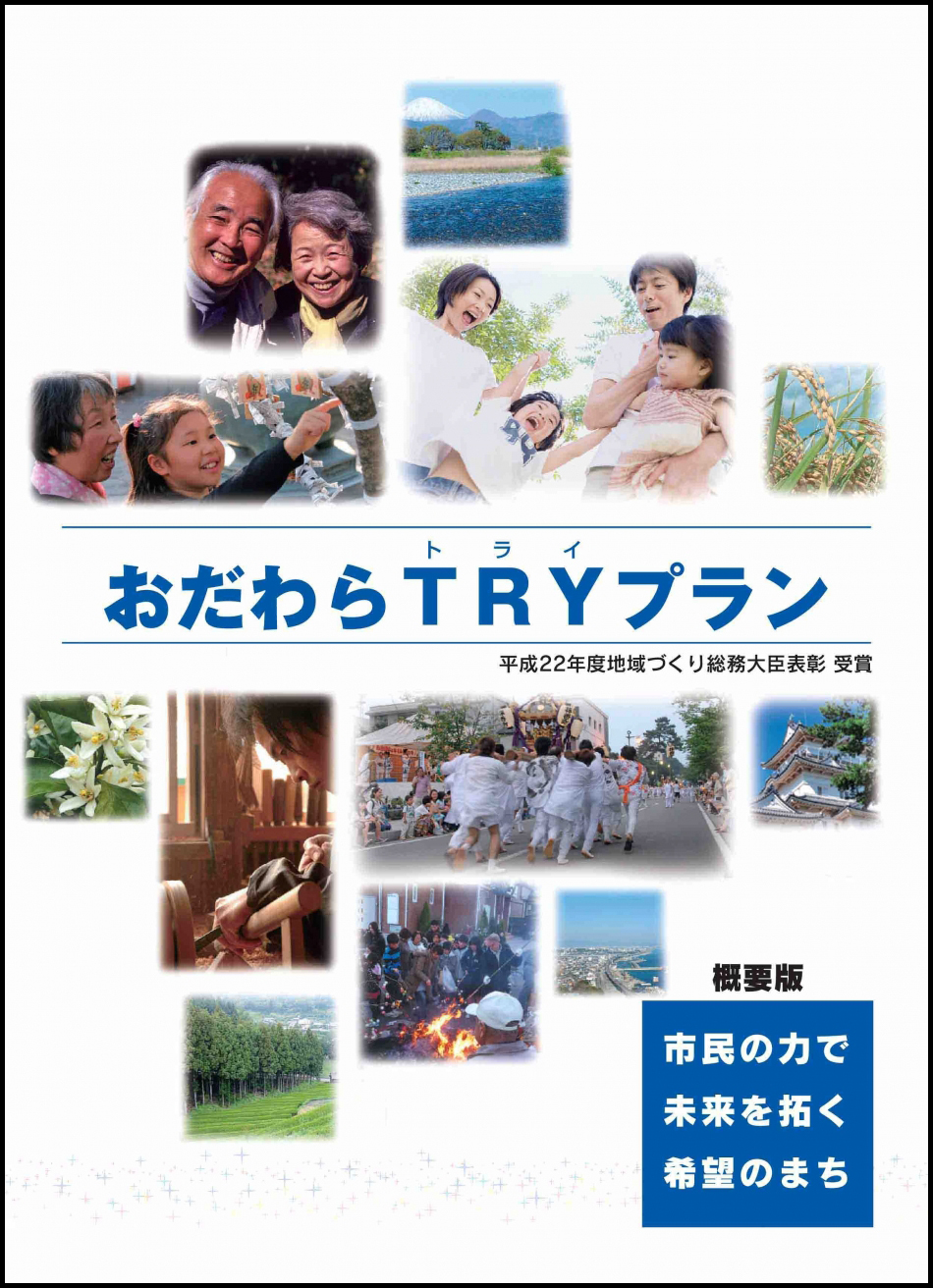 odawara TRY plan (summary version)