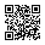 Two-dimensional bar code to Odawara magazine registration page to e-mail