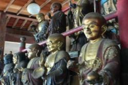 天桂山玉宝寺(五百羅漢)