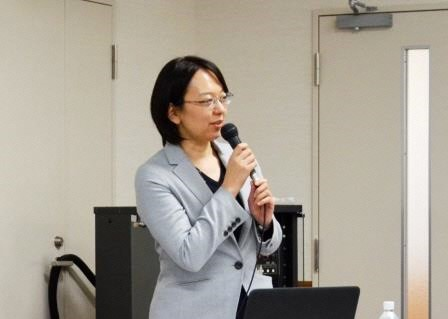 山田亜紀子さん