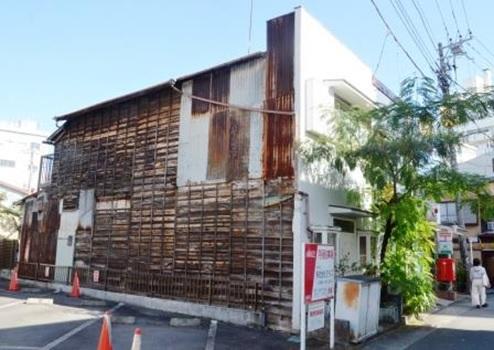 下見板張りの古民家(写真3)