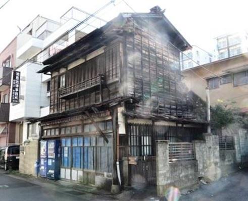 木造の古商店(写真4)