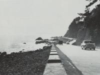国道135号線の真鶴道路