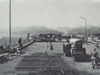西湘バイパス酒匂橋の架橋工事
