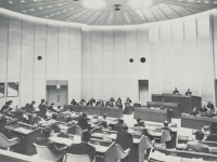 市議会議場