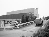 清掃工場新設部分外観