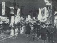 夜の錦通り