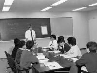 市民と職員の英会話共同研修