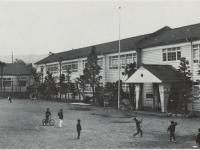 市立久野小学校木造校舎