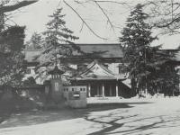 市立城内小学校木造校舎