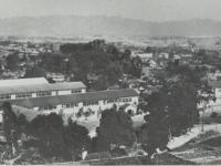 市立城山中学校木造校舎