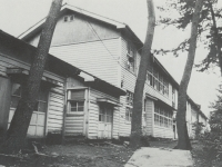 市立酒匂中学校木造校舎