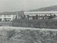 市立千代中学校木造校舎