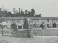市立片浦中学校木造校舎