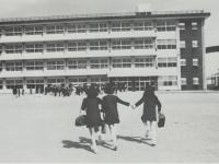 市立城北中学校入学式