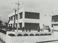 国府津公民館の完成式