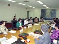 市民と市長の懇談会