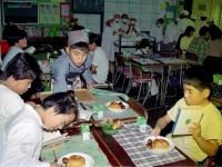 学校給食_足柄小学校