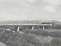 狩川と飯田岡橋