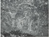 羽根尾横穴古墳の壁画