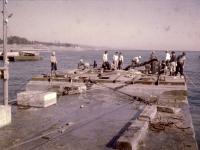 小田原漁港の建設