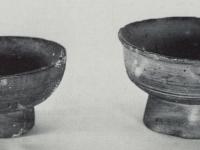 紀伊神社の木地椀