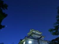 小田原城天守閣夜景