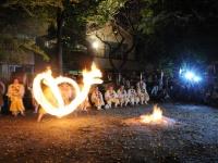 秋葉山火防祭