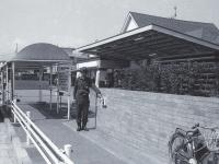 昭和50年頃の小田原駅前