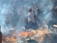 満福寺の火伏まつり