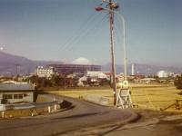 小西六と富士山