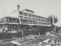 市立病院第一期建設工事
