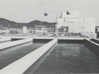高田浄水場完成