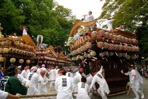 宗我神社祭礼【令和元年9月29日(日)】