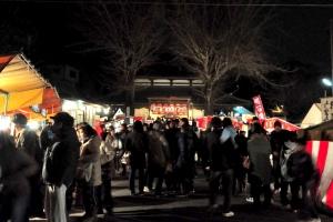 板橋地蔵尊大祭 (毎年1月23日、1月24日)