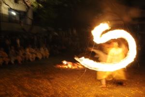 秋葉山火防祭 (毎年12月6日)