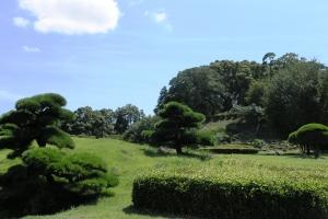 太閤一夜城と長興山史跡巡りコース