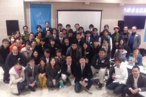 まちづくり学校 ハミダセVol.08 ソーシャルグッドなアイデアソンを開催しました【3月5日(木)】