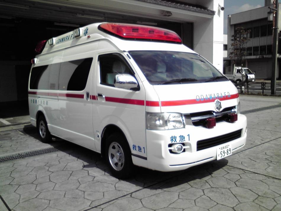 高規格救急自動車