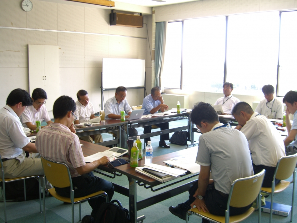 第1回水力チーム会議