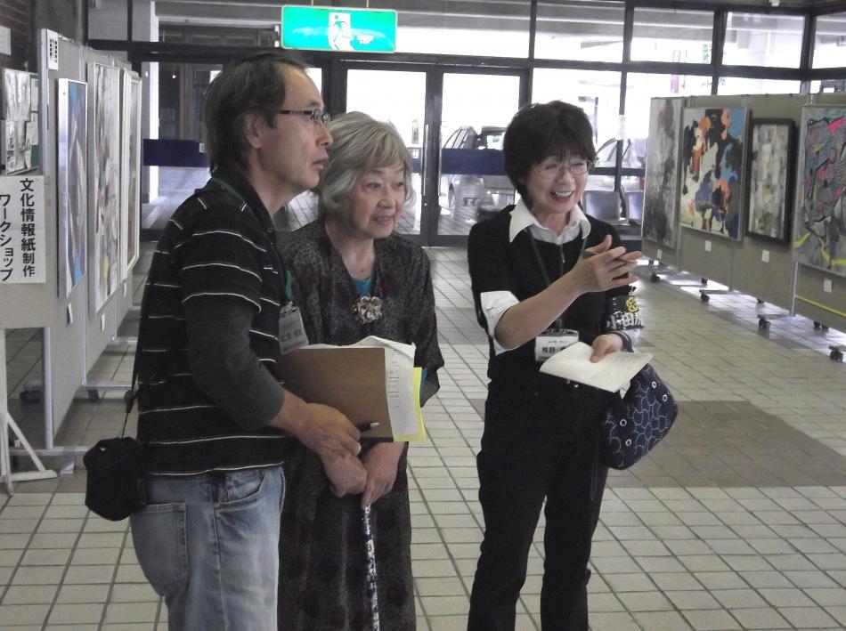 豊島会長も熱く語ってくださいました。