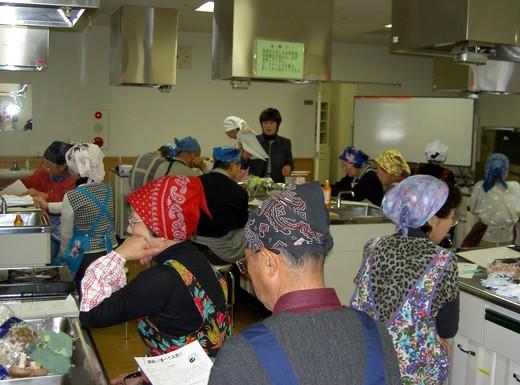 高齢者栄養教室