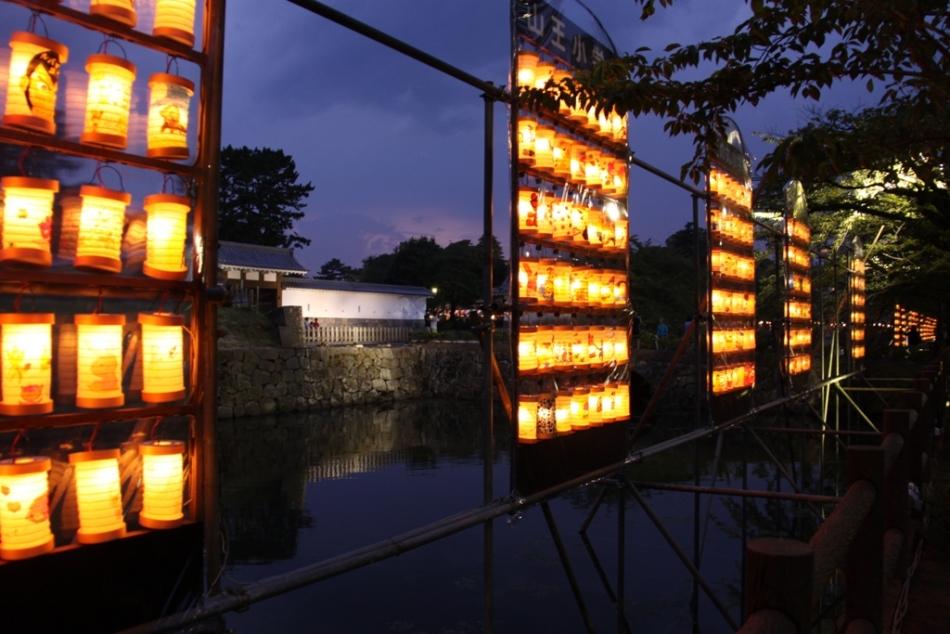 小田原灯笼夏日祭