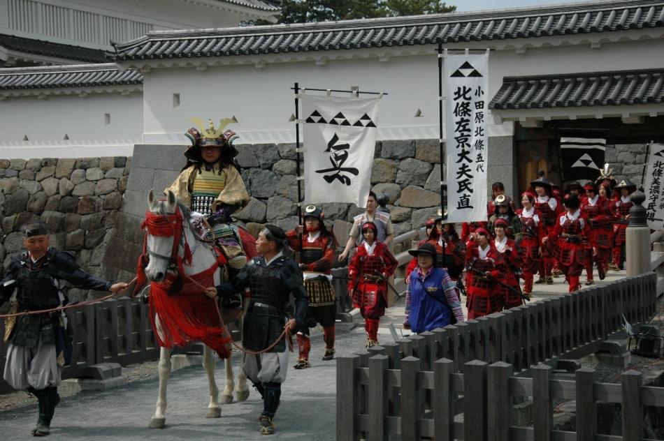 小田原北條五代祭