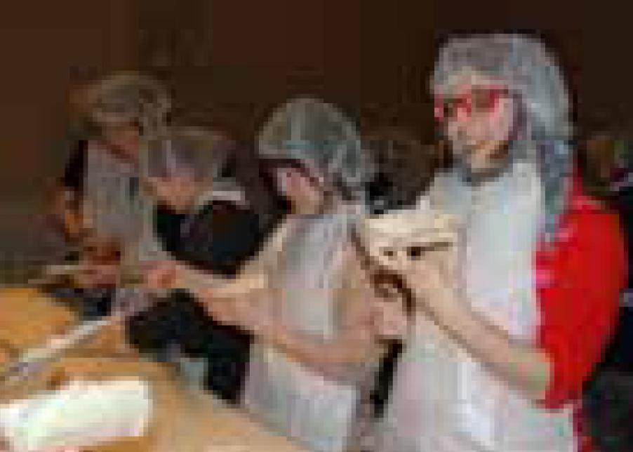魚糕、魚竹輪製作體驗