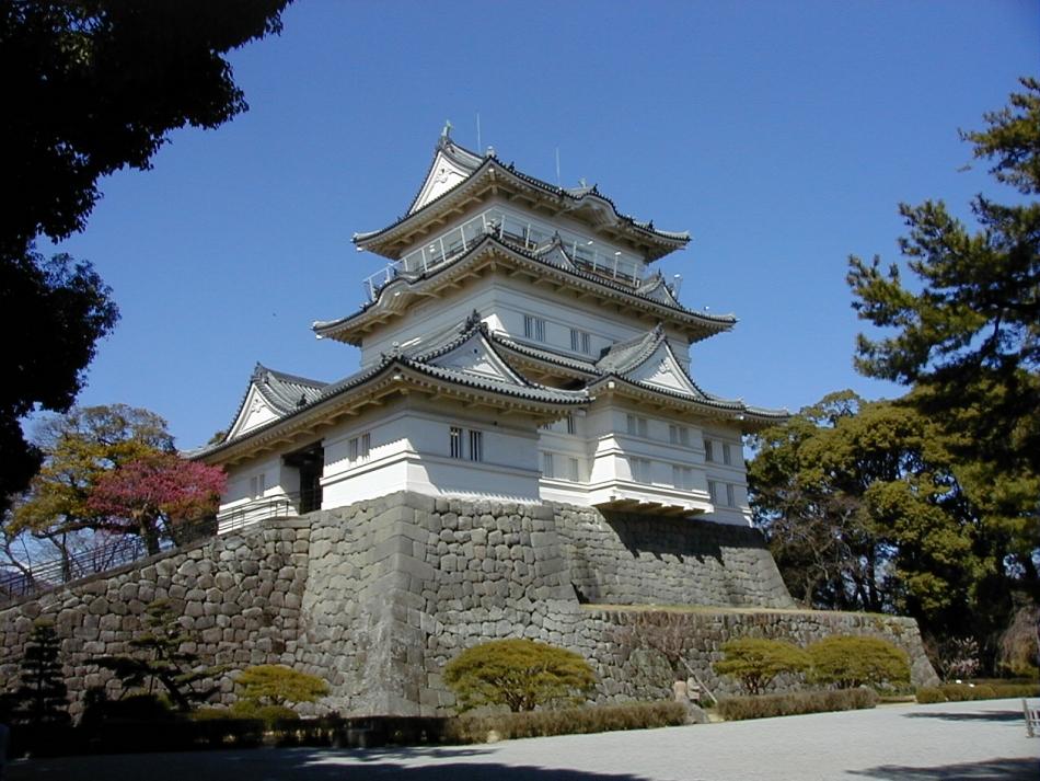 Torre del Castillo de Odawara