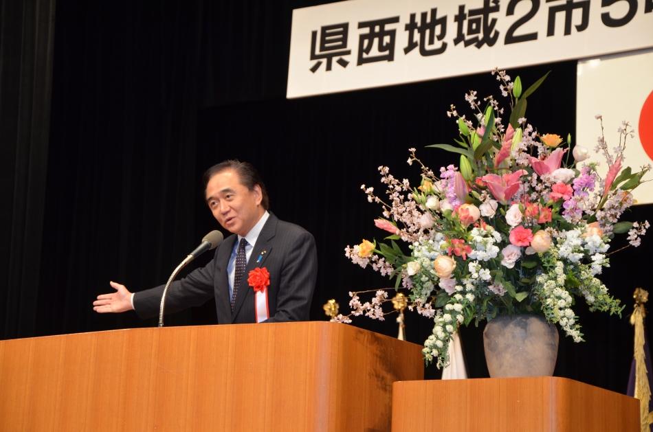 黒岩県知事