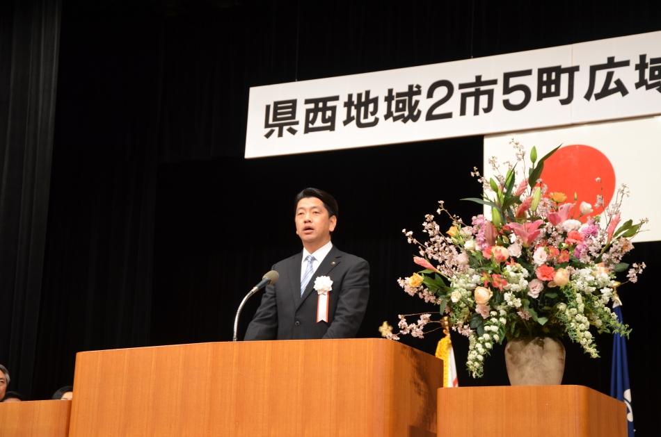 小田原市長