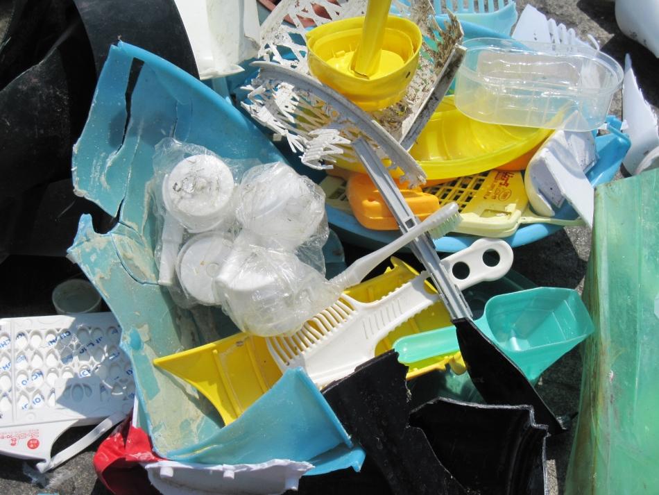 容器以外のプラスチック