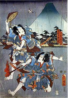 「曽我物語図絵」(13枚目)